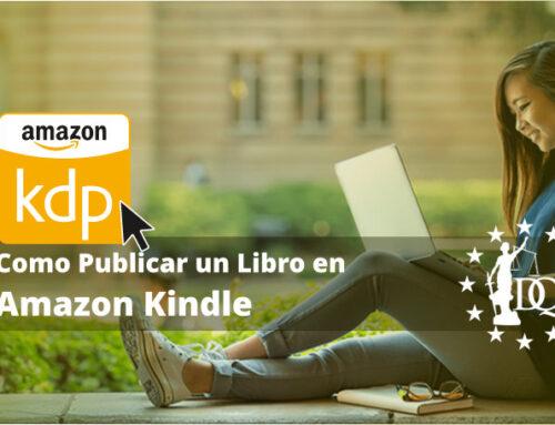 Como Publicar un Libro en Amazon Kindle y Gratis! | Estudiar Periodismo Online
