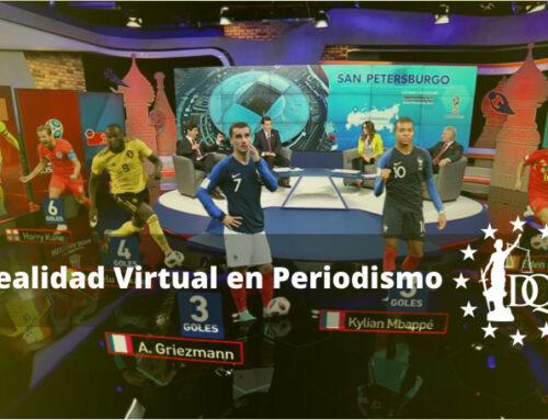 Realidad Virtual en Periodismo | Estudiar Periodismo Online