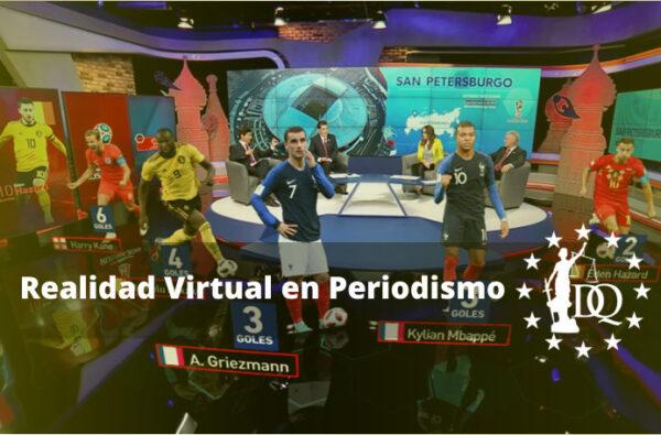 Realidad Virtual en Periodismo